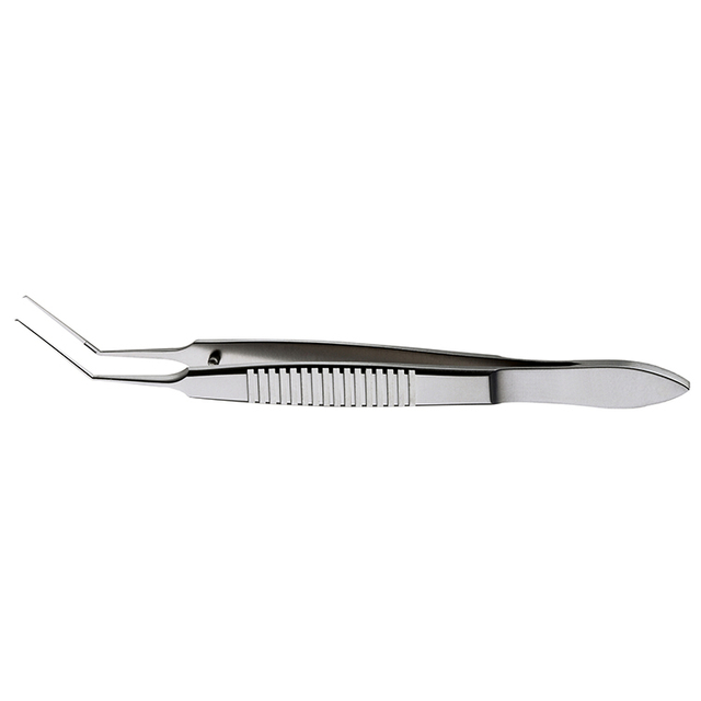IF-3002C Stainless Steel Utrata Capsulorhexis Forceps
